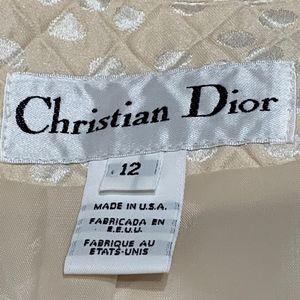 Dior Jackets & Coats - Christian Dior Jacket & Skirt
